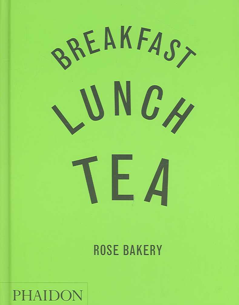 Breakfast, Lunch, Tea By Carrarini, Rose